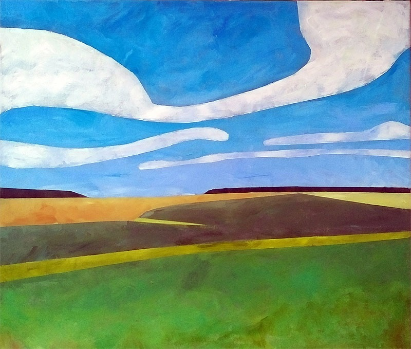 © 2015 Susan G Abbott - Big Sky