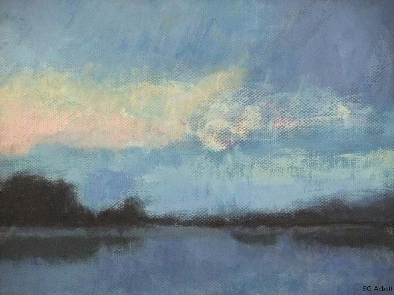 © 2017 Susan G Abbott - Twilight from Memquisit - detail3